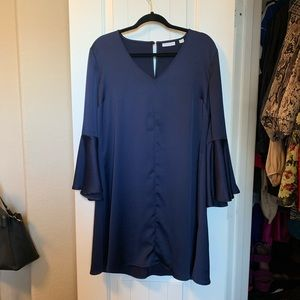 Dark blue dress for sale